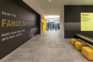 Fanuc Headquarters | Manufacturer references | FLORIM