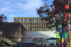 27 Collective Housing at Île de Nantes | Urbanizaciones | Atelier Maxime Schmitt Architecte