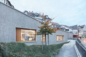 Umbau und Anbau Wohn- und Geschäftshaus | Office buildings | Dannien Roller Architekten und Partner