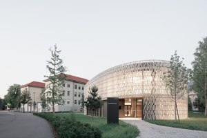 Public Library Dornbirn | Office buildings | Dietrich Untertrifaller Architects