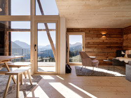 Hide And Seek In The Mountains | Einfamilienhäuser | Cavigelli & Associates