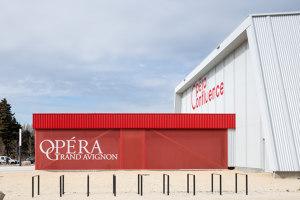 Opera Confluence | Salas de conciertos | DE-SO architectes urbanistes