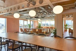 6 Orsman Road Workspace | Oficinas | Waugh Thistleton Architects + Storey