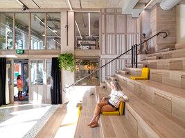 Paddington Works | Office facilities | Threefold Architects