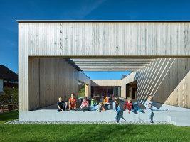Volksschule Unterdorf | Casas Unifamiliares | Dietrich Untertrifaller Architects