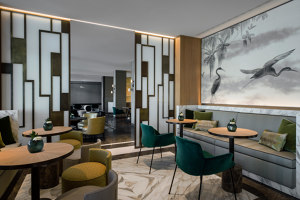 The fifth star stands for elegance | Hotel-Interieurs | Cavigelli & Associates