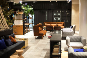 Hotel Radisson Blu | Manufacturer references | Prostoria
