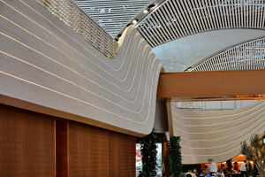 Turkish Airlines Lounges İStanbul Airport | Manufacturer references | Mikodam