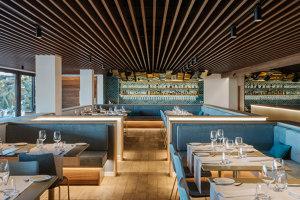 Restaurant Sa Llotja Cala d'Or | Manufacturer references | Scab Design