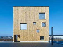 Wibeba Administration | Administration buildings | Dietrich Untertrifaller Architects