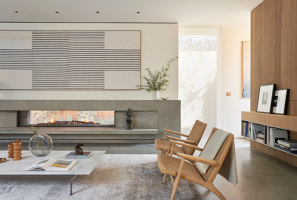 Vertical Courtyard House | Casas Unifamiliares | Montalba Architects