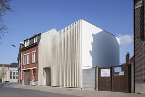 Puncture Medical Centre | Hospitals | Delmulle Delmulle Architecten