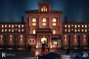 Hotel Kakola | Manufacturer references | Valaisin Grönlund