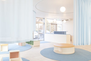 Dentist Clinic SG | Hospitales | Atelier Giavenale