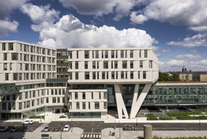 Rigshospitalet Hospital North Wing | Hospitales | LINK arkitektur + 3XN