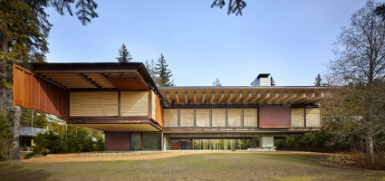 Whistler Ski House | Casas Unifamiliares | Olson Kundig