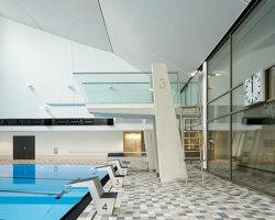 Schwimmbaddecke Hallenbad Ohlsdorf | Manufacturer references | Koch Membranen