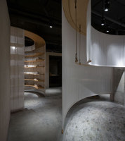 Jisifang Store | Shop interiors | Neri & Hu Design and Research Office