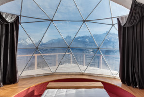 Whitepod Zen Suite | Hotels | Montalba Architects