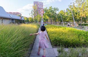 Xuhui Runway Park   Parks   Sasaki