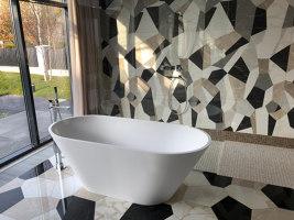 Villa privata - Millennium Park, Mosca | Manufacturer references | Fap Ceramiche