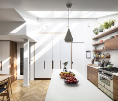Beacon Hill | Detached houses | Charles Tashima Architecture