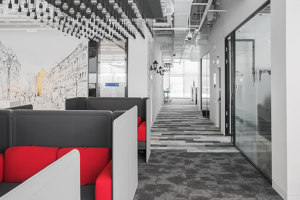 Huawei offices | Manufacturer references | modulyss