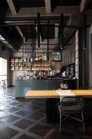 Miscela d'Oro - Messina | Restaurant interiors | Lissoni & Partners