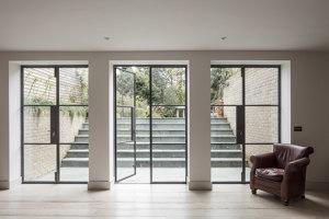 Cholmeley Park | Semi-detached houses | Charles Tashima Architecture