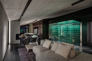 Motorcycle Residence | Living space | Archicraft