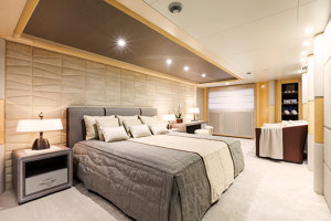 Private Yacht, Amore Mio II | Manufacturer references | Studioart