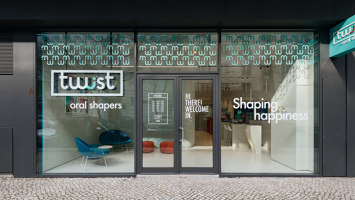 Twist Clinic | Hospitals | Pedra Silva Arquitectos