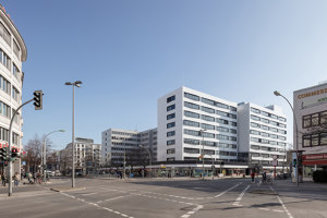 Blissestrasse 5, Berlin | Office buildings | Tchoban Voss architects