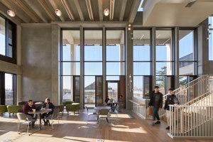 Kingston University Town House   Universities   Grafton Architects
