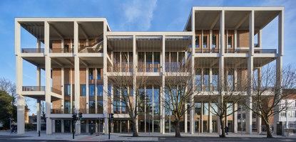 Kingston University Town House | Universities | Grafton Architects