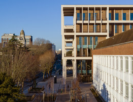 Kingston University Town House | Universities | Grafton Architects