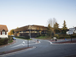 Léonard de Vinci Technical College | Universities | TANK Architectes + COSA