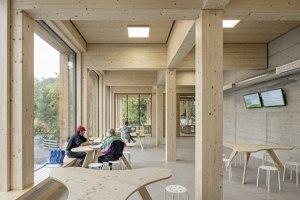 Library and Seminar Centre BOKU Vienna   Universities   SWAP Architekten + DELTA