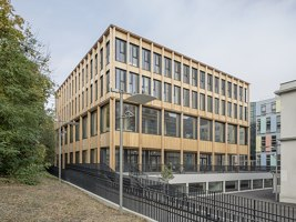 Library and Seminar Centre BOKU Vienna | Universities | SWAP Architekten + DELTA