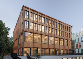 Library and Seminar Centre BOKU Vienna | Universities | SWAP Architekten + DELTA
