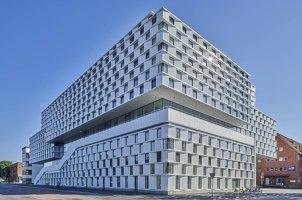 Mälardalen University Campus Eskilstuna   Universities   AIX Arkitekter + 3XN