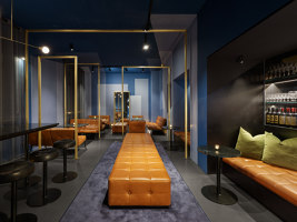 Blau | Bar interiors | SOMAA