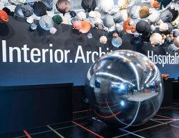 Heimtextil 2019 | Trade fair & exhibition buildings | Atelier ushitamborriello Innenarchitektur_Szenenbild