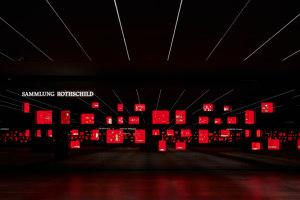 The Rothschild Collection | Trade fair & exhibition buildings | pfarré lighting design