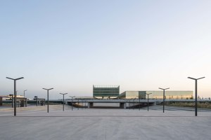 MEETT Toulouse Exhibition and Convention Centre | Trade fair & exhibition buildings | OMA