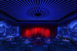 Edition Hotel – Paradise Club | Club interiors | FMS | Fisher Marantz Stone