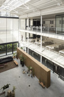 Soler Textiles Office | Office facilities | Ana Smud