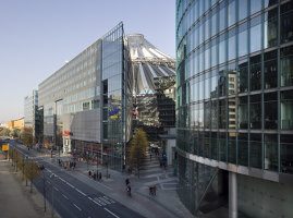 Sony Center Berlin | Shopping centres | Jahn