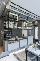 Cafe-confectionery Love and Sweets | Café interiors | QPRO
