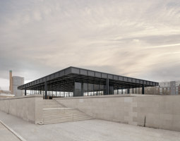 Neue Nationalgalerie | Museen | David Chipperfield Architects